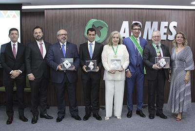 Vencedores da 8ª edição são premiados em cerimônia festiva